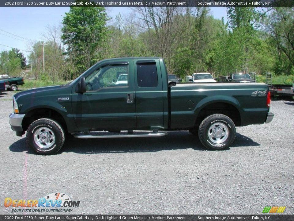 Ford f-250 2002 photo - 3