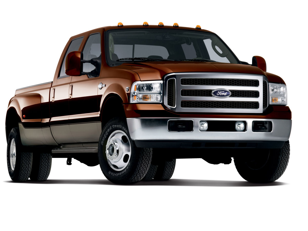 Ford f-250 2002 photo - 5