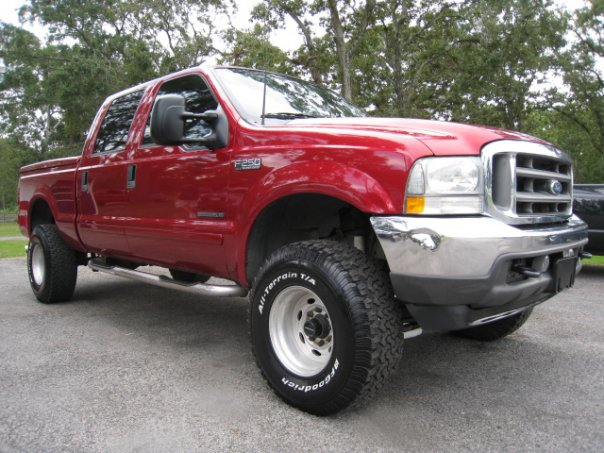 Ford f-250 2002 photo - 6