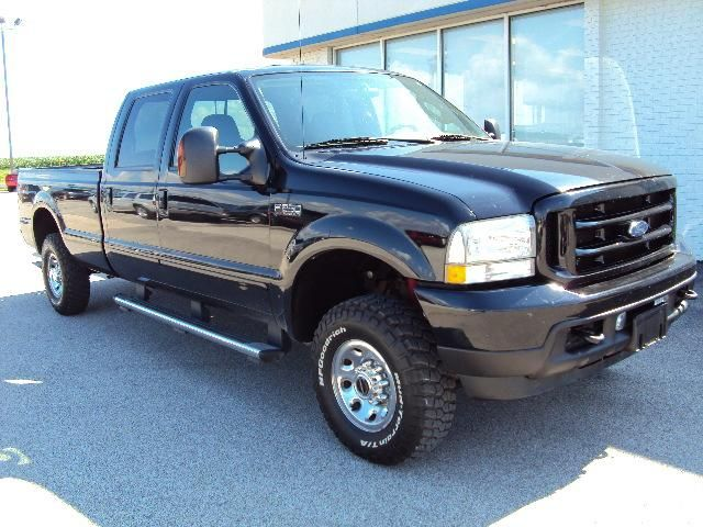 Ford f-250 2003 photo - 10