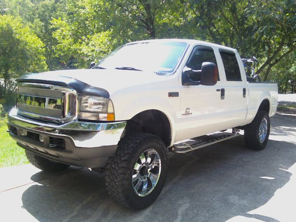 Ford f-250 2004 photo - 3