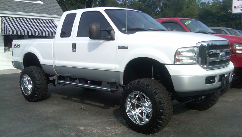 Ford f-250 2005 photo - 2
