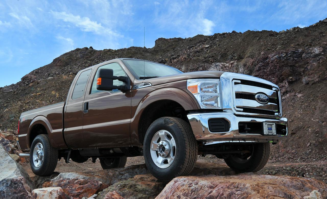 Ford f-250 2011 photo - 2