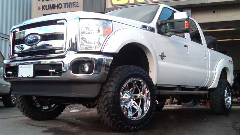 Ford f-250 2011 photo - 4