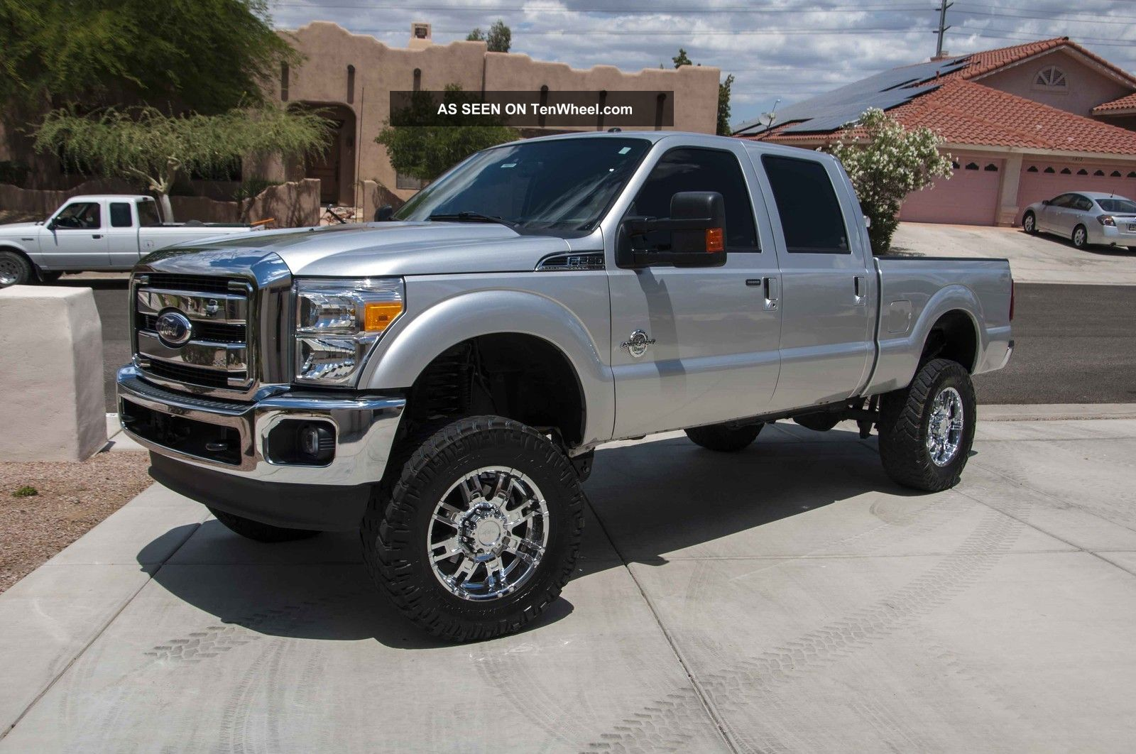 Ford f-250 2011 photo - 9