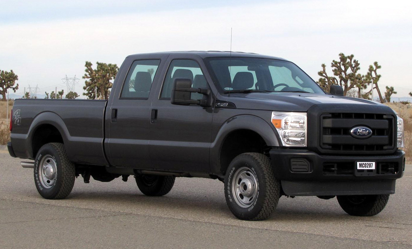 Ford f-250 2012 photo - 1