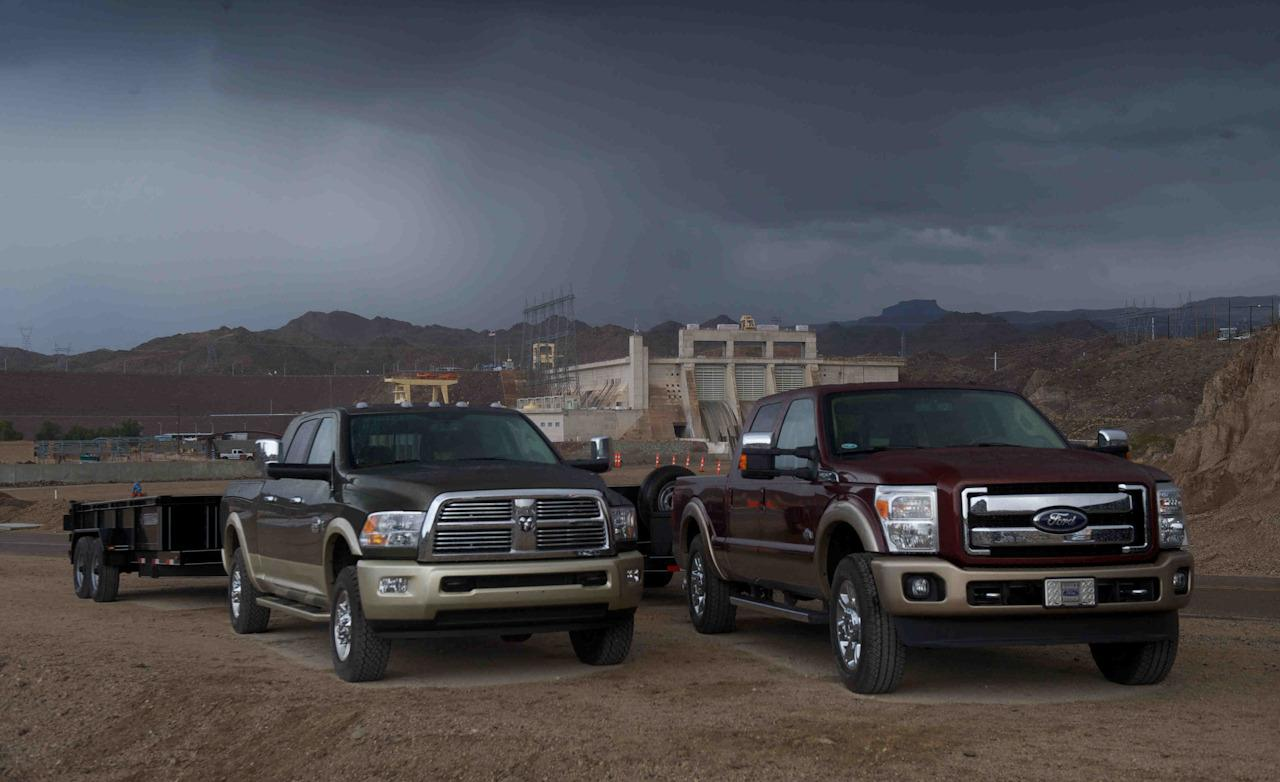 Ford f-250 2012 photo - 10