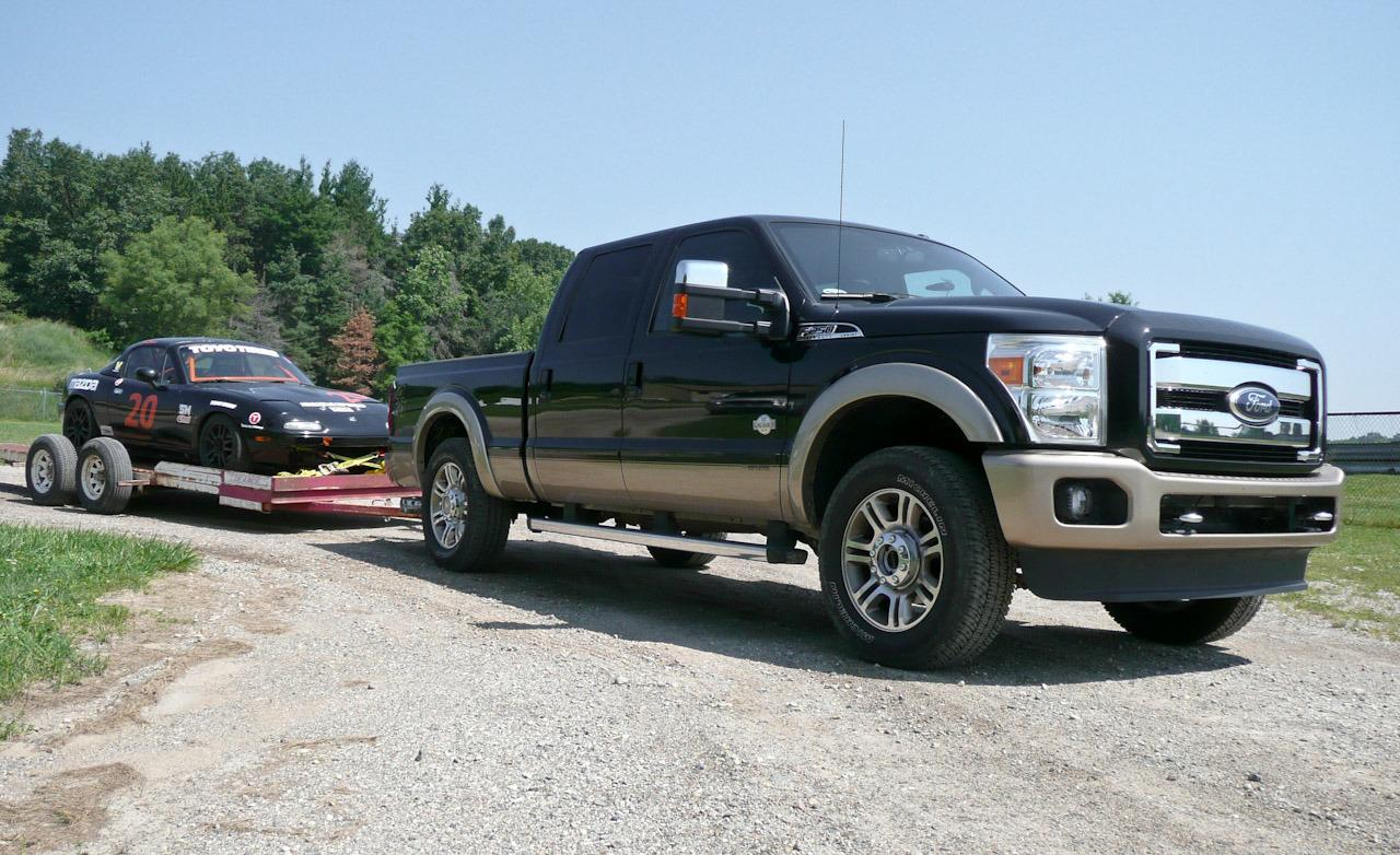 Ford f-250 2012 photo - 4