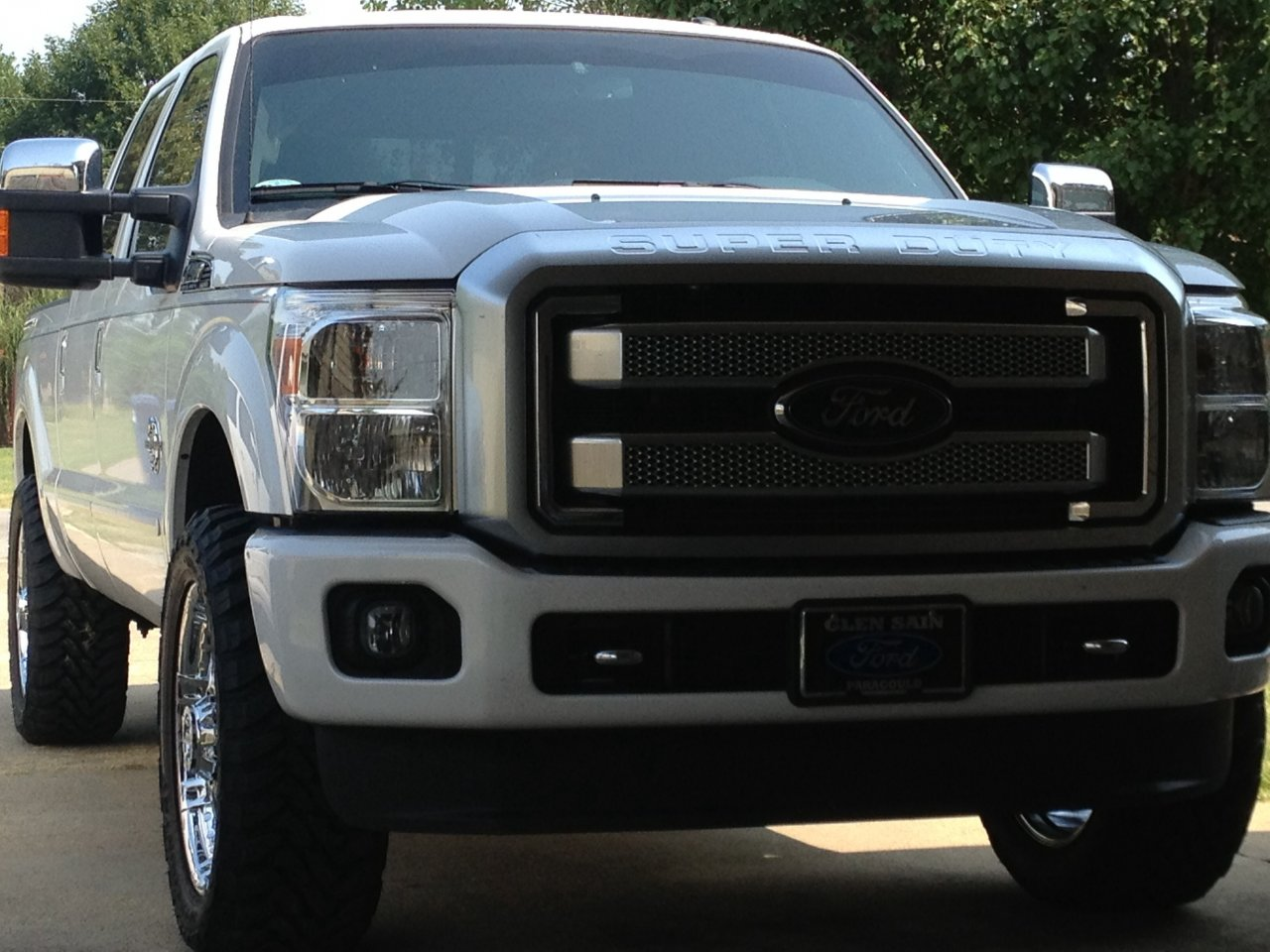 Ford f-250 2013 photo - 10