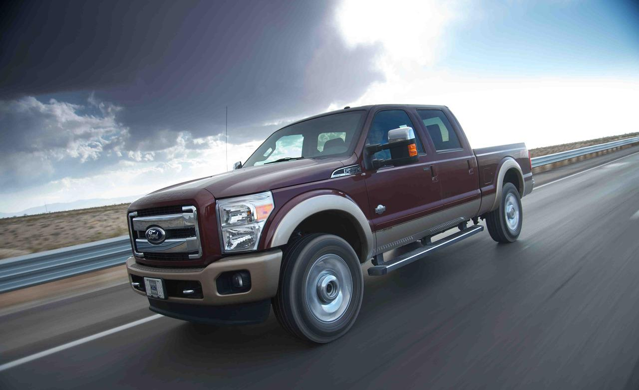 Ford f-250 2013 photo - 8