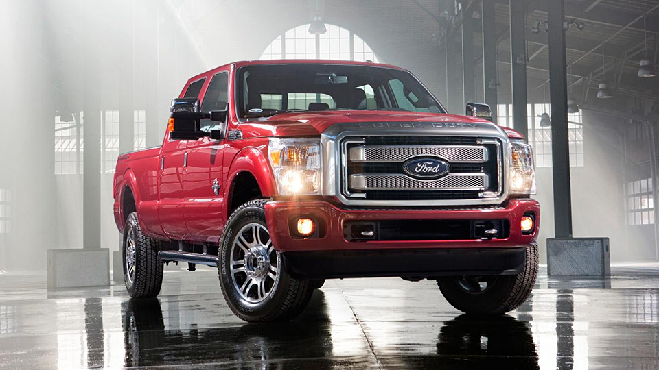 Ford F-250 2014 photo - 5