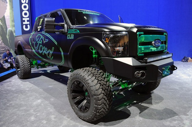 Ford F-250 2014 photo - 6
