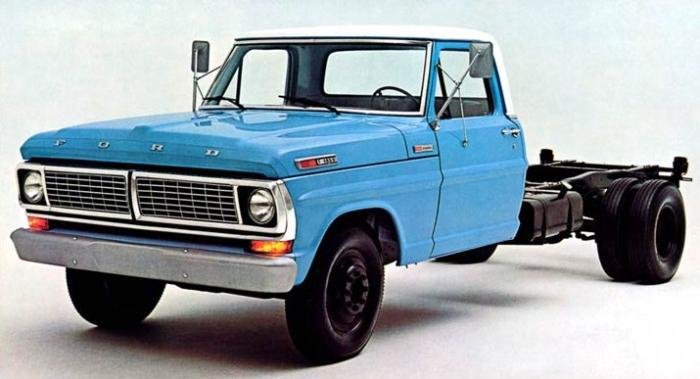 Ford f-350 1970 photo - 3