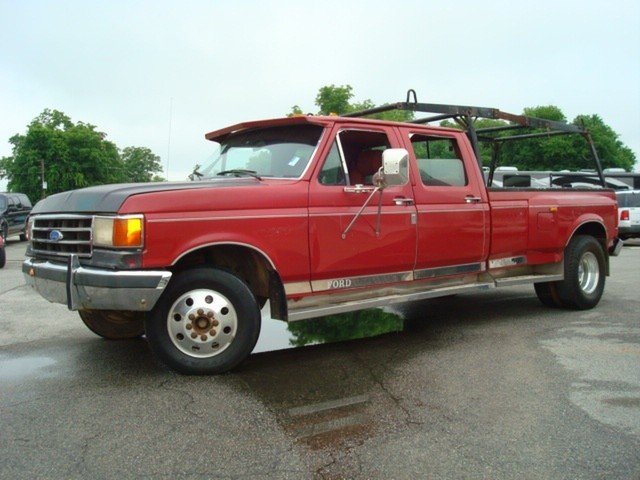Ford f-350 1991 photo - 2