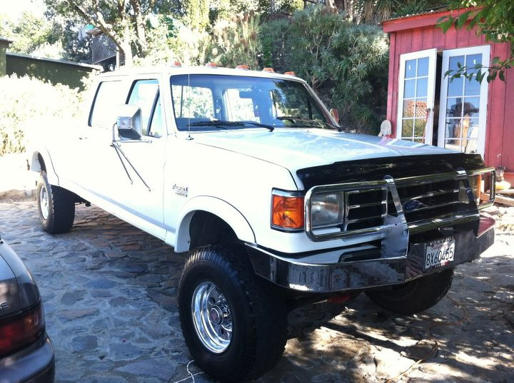 Ford f-350 1991 photo - 3