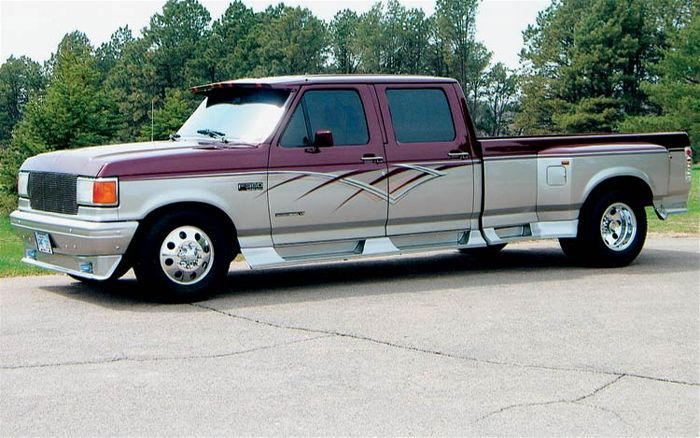 Ford f-350 1991 photo - 5