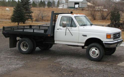 Ford f-350 1991 photo - 9