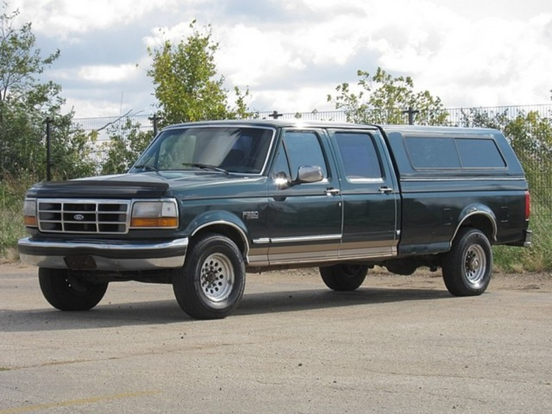 Ford f-350 1993 photo - 6
