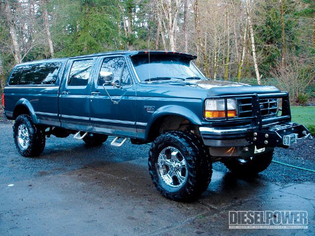 Ford f-350 1996 photo - 10