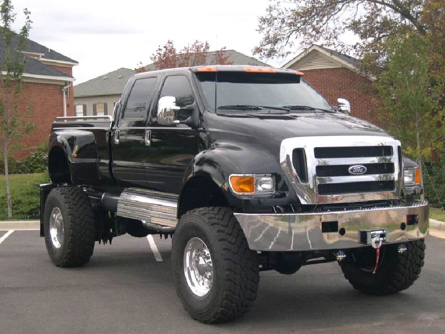 Ford f-350 1996 photo - 2