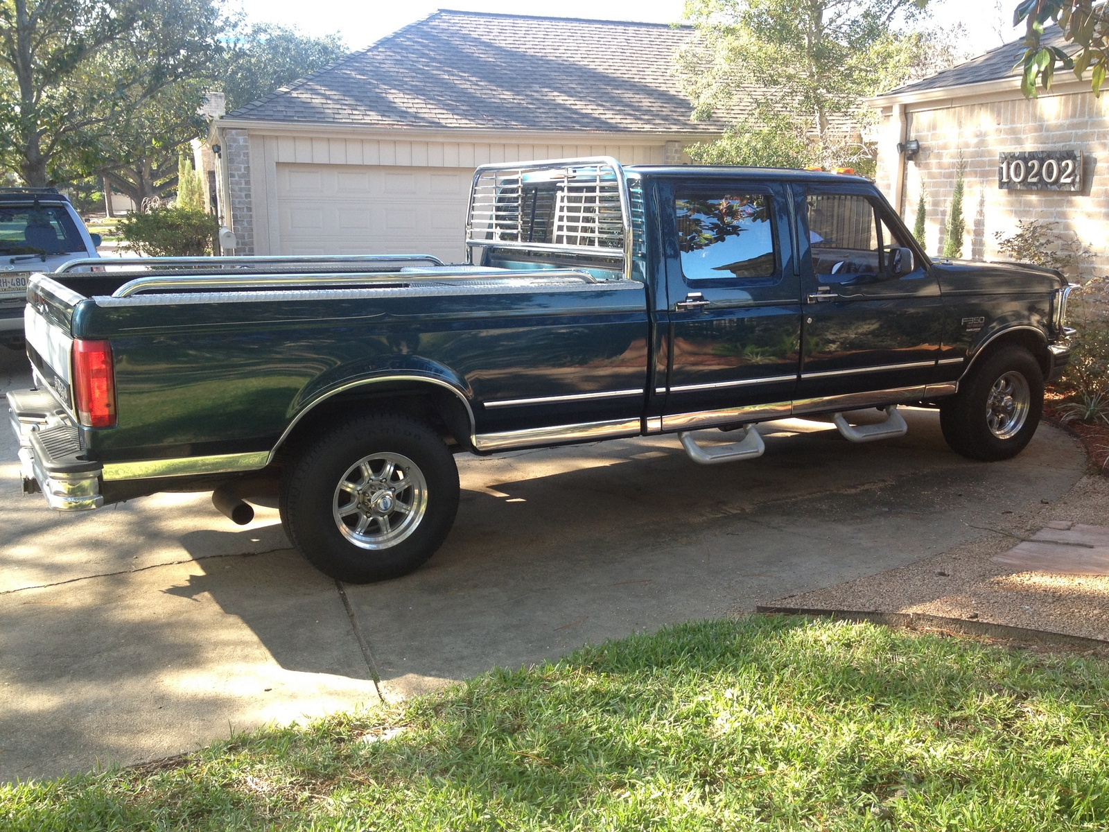 Ford f-350 1996 photo - 4