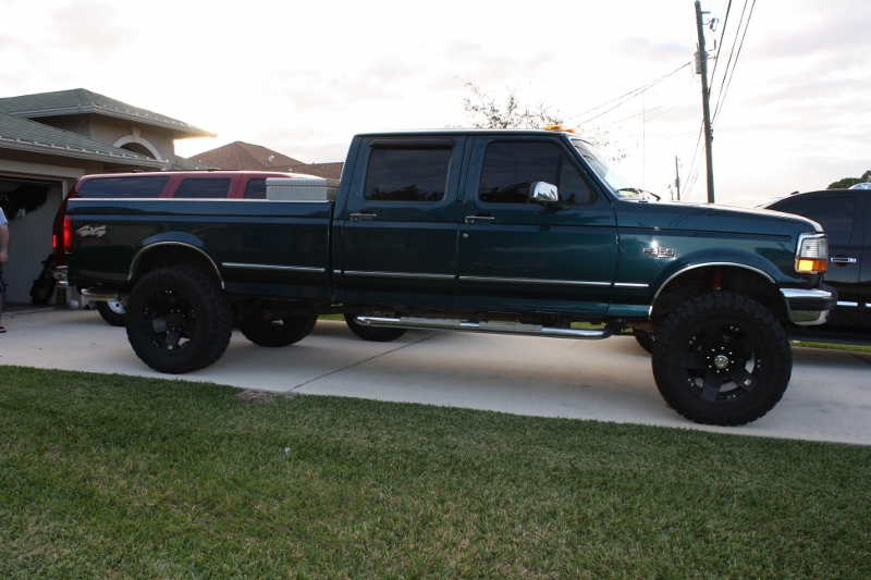 Ford f-350 1996 photo - 5