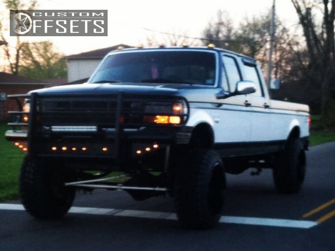 Ford f-350 1996 photo - 6