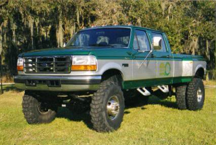 Ford f-350 1996 photo - 9