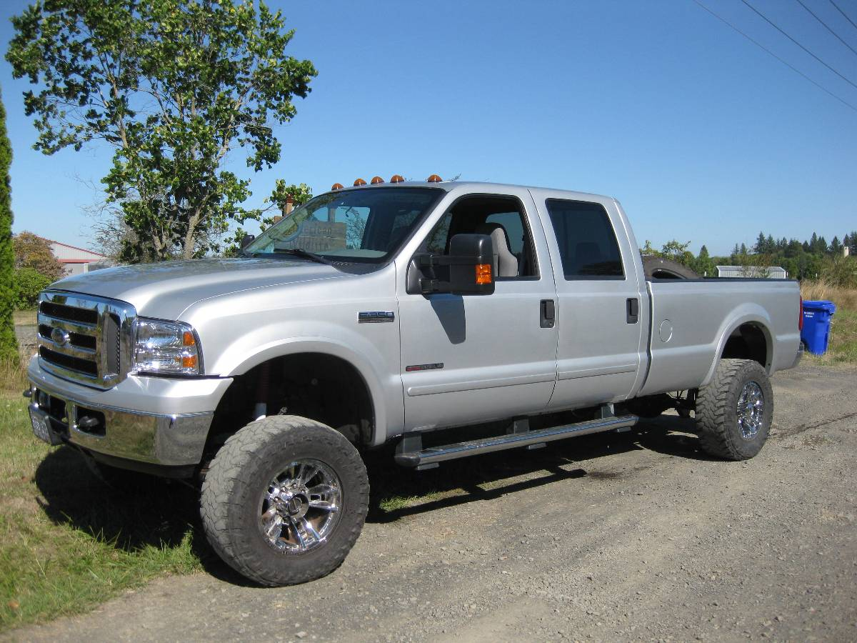 Ford f-350 2000 photo - 1