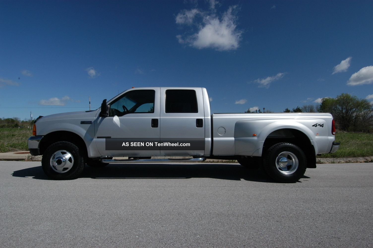 Ford f-350 2000 photo - 5