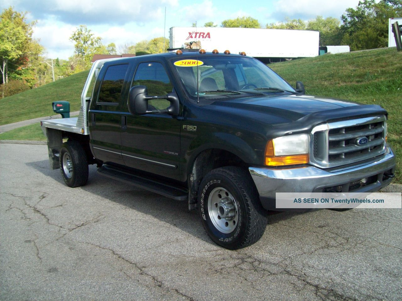 Ford f-350 2000 photo - 6