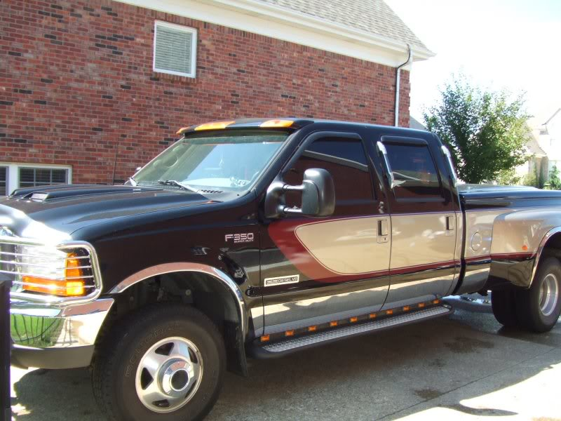 Ford f-350 2001 photo - 2