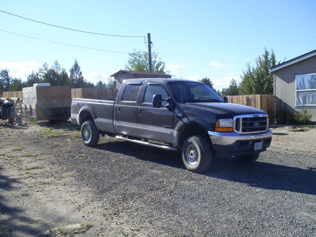 Ford f-350 2001 photo - 7