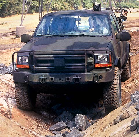 Ford f-350 2001 photo - 8