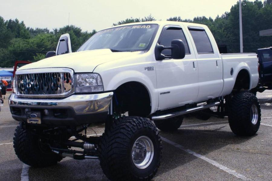 Ford f-350 2002 photo - 1