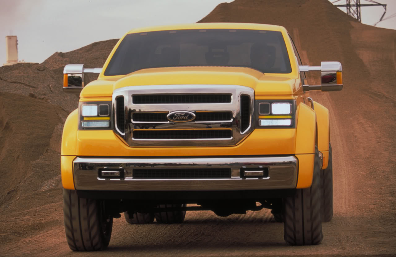 Ford f-350 2002 photo - 6
