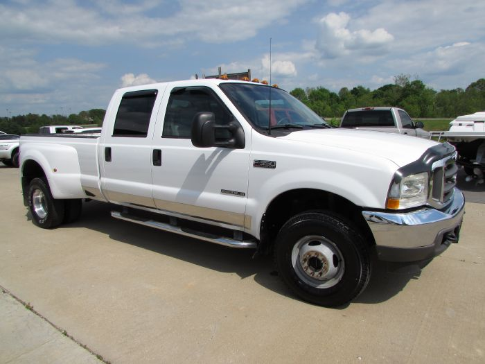 Ford f-350 2002 photo - 9