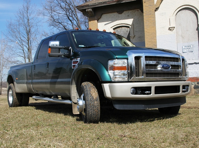 Ford f-350 2008 photo - 1