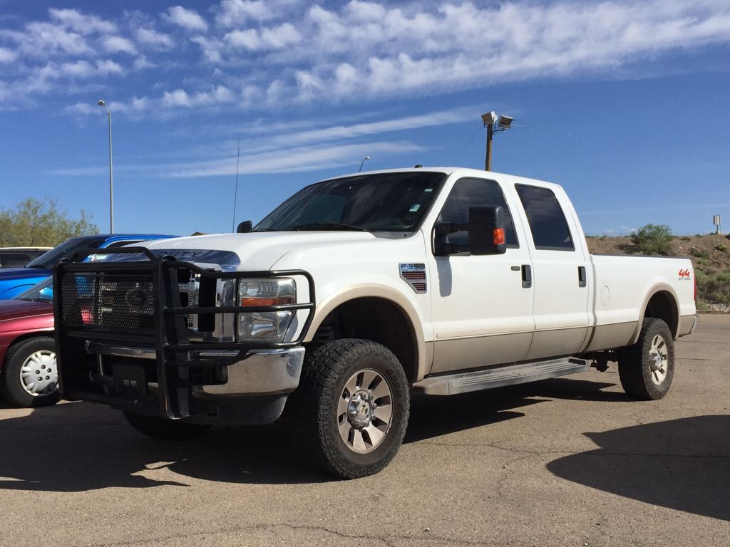Ford f-350 2008 photo - 4