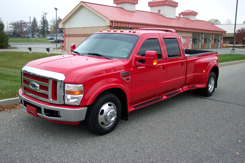 Ford F-350 2014 photo - 8