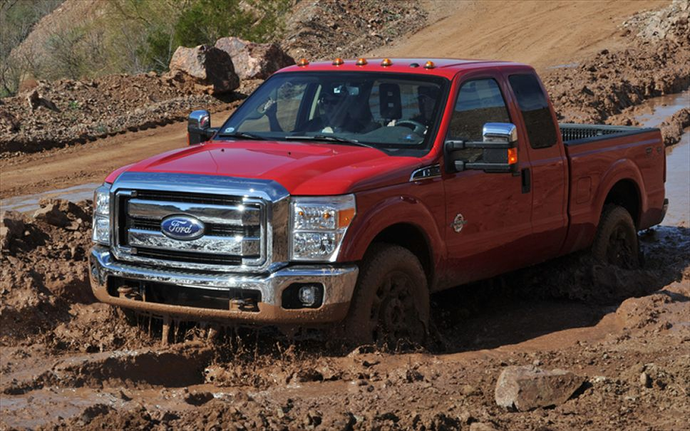 Ford F-350 2014 photo - 9