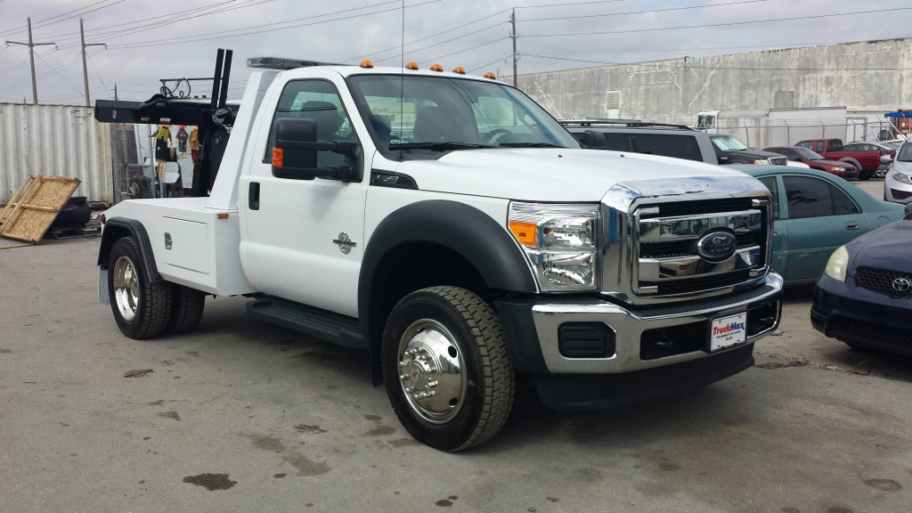 Ford f-450 2014 photo - 10