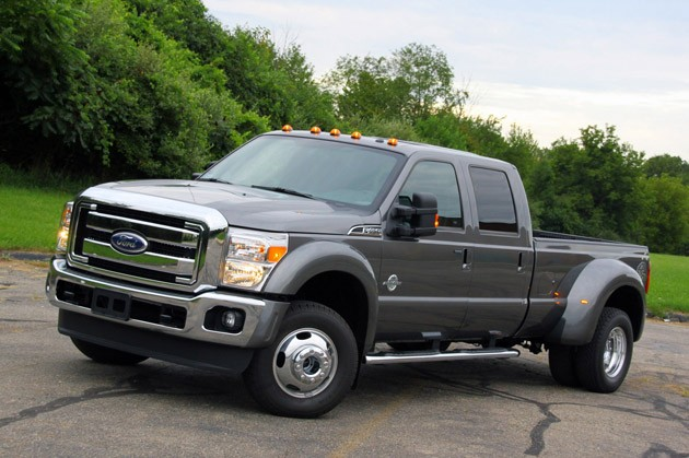 Ford f-450 2014 photo - 2