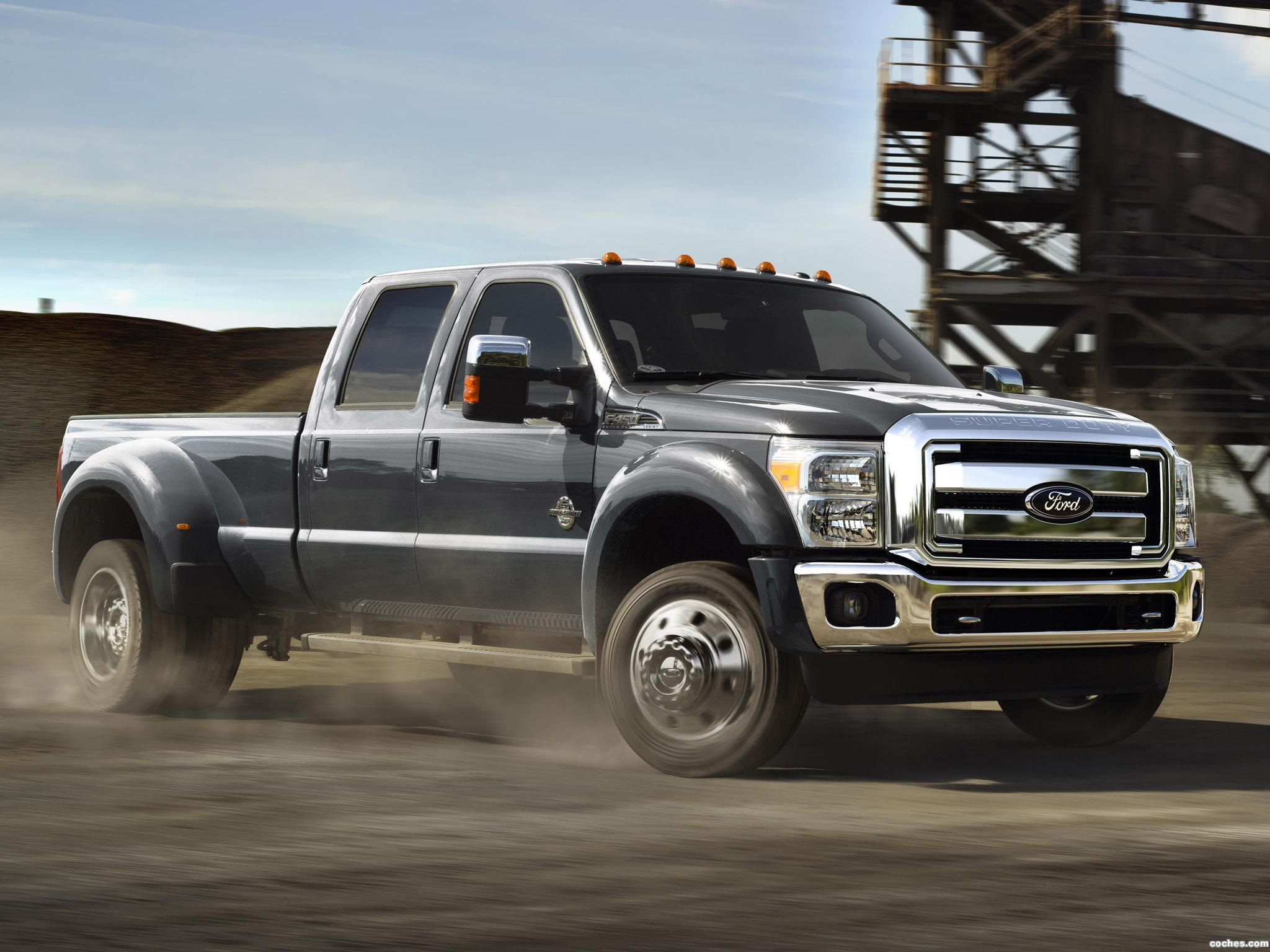 Ford f-450 2014 photo - 5