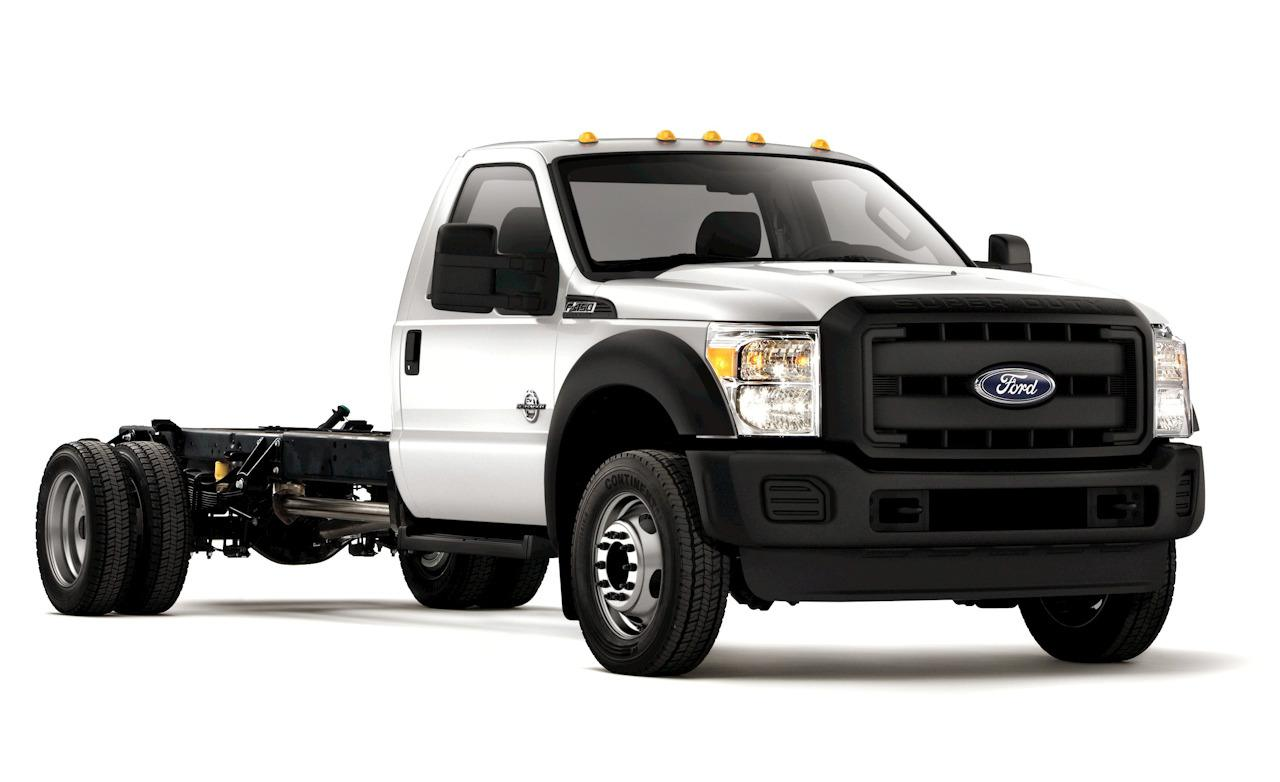 Ford f-450 2014 photo - 6