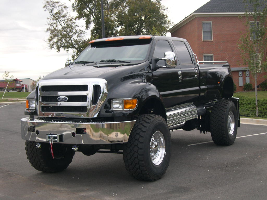Ford f-650 2015 photo - 2