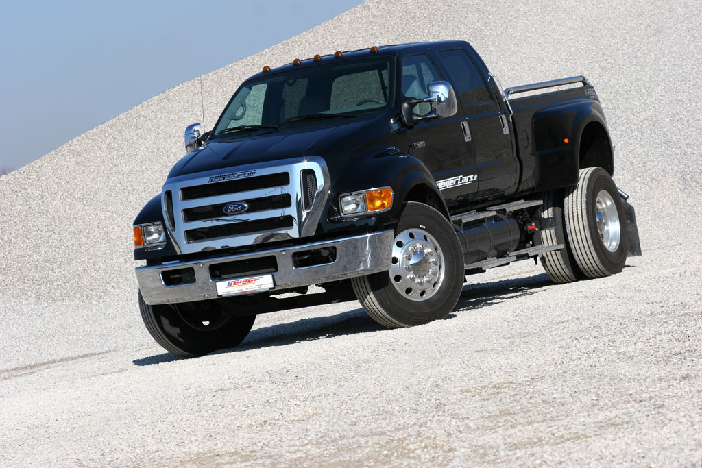 Ford f-650 2015 photo - 7