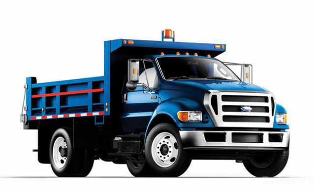 Ford f-650 2015 photo - 9