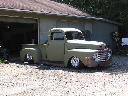 Ford F-series 1950 photo - 3