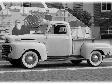 Ford F-series 1950 photo - 4